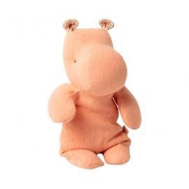 Safari-Freunde. Nilpferd/Safari friends, small Hippo, apricot, Maileg