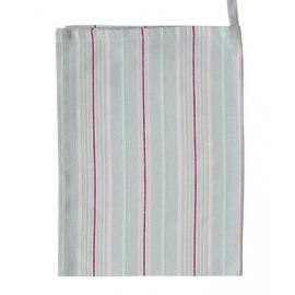 """Geschirrtuch """"Streifen"""", grau/Towel, stripes, grey, Krasilnikoff"""