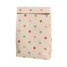 """Geschenktüte """"Punkte""""/Gift bag """"multi dots"""", Maileg"""