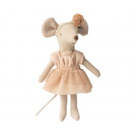 Tanzmaus, große Schwester Giselle/Dance mouse, big sister Giselle, Maileg