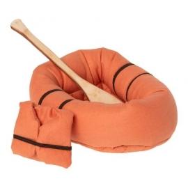 Gummiboot für Maus/Rubber boat for mouse, Maileg