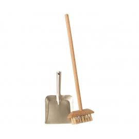 Kehrset/Broom set, Maileg