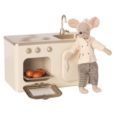 Mini Küche aus Metall, Maileg