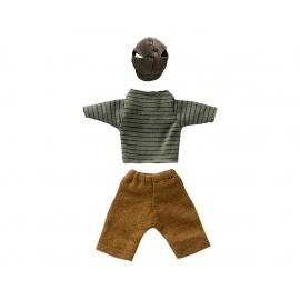 Papas Kleidung für Maus/Dad clothes for mouse, Maileg