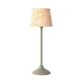 Stehlampe/floor lamp, mint, Maileg