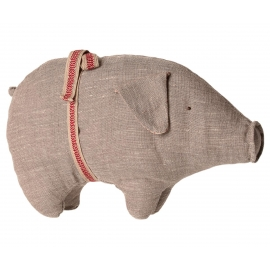 Maileg -  Pig Grey Small