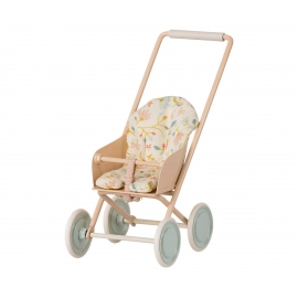 Puppenwagen (Buggy), hellrosa/stroller, Maileg