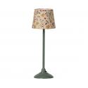 Stehlampe/floor lamp, dark mint, Maileg