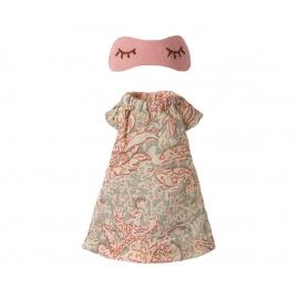 Nachthemd für Mama Maus/nightgown for mum mouse, Maileg