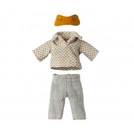 Pyjama für Papa Maus/Pyjamas for dad mouse, Maileg