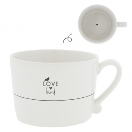 "Tasse, ""LOVE bird"", Bastion Collections"