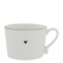 """Tasse, """"Heart"""", Bastion Collections"""