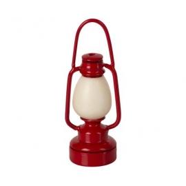 Vintage Laterne, rot/vintage lantern, red, Maileg