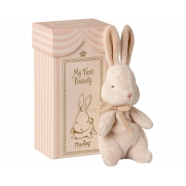 Mein erster Hase/My first bunny, rose, Maileg