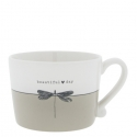"""Tasse """"Wunderschöner Tag"""", groß/cup """"Beautiful Day"""", Bastion Collections"""