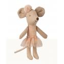Ballerina-Maus. Kleine Schwester/Ballerina mouse, little sister, Maileg